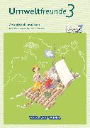 Cover-Bild zu Umweltfreunde, Sachsen - Ausgabe 2016, 3. Schuljahr, Arbeitsheft, Mit Wegweiser Arbeitstechniken von Arnold, Jana