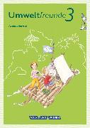 Cover-Bild zu Umweltfreunde, Sachsen - Ausgabe 2016, 3. Schuljahr, Schülerbuch von Arnold, Jana