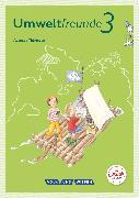 Cover-Bild zu Umweltfreunde, Thüringen - Ausgabe 2016, 3. Schuljahr, Schülerbuch von Arnold, Jana