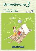 Cover-Bild zu Umweltfreunde, Thüringen - Ausgabe 2016, 3. Schuljahr, Arbeitsheft, Mit Wegweiser Arbeitstechniken von Arnold, Jana