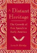 Cover-Bild zu Eldridge, Larry: A Distant Heritage (eBook)