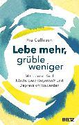 Cover-Bild zu Callesen, Pia: Lebe mehr, grüble weniger (eBook)