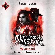 Cover-Bild zu Landy, Derek: Skulduggery Pleasant, Folge 12: Wahnsinn (Audio Download)