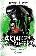 Cover-Bild zu Landy, Derek: Skulduggery Pleasant - Untotenland (eBook)