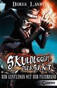 Cover-Bild zu Landy, Derek: Skulduggery Pleasant 1 - Der Gentleman mit der Feuerhand