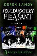 Cover-Bild zu Landy, Derek: Skulduggery Pleasant: Books 1 - 3: The Faceless Ones Trilogy: Skulduggery Pleasant, Playing with Fire, The Faceless Ones (eBook)