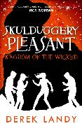 Cover-Bild zu Landy, Derek: Kingdom of the Wicked (Skulduggery Pleasant, Book 7) (eBook)