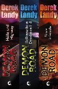 Cover-Bild zu Landy, Derek: Demon Road - Die komplette Trilogie (eBook)