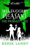 Cover-Bild zu Landy, Derek: Faceless Ones (Skulduggery Pleasant, Book 3) (eBook)