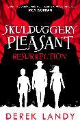 Cover-Bild zu Landy, Derek: Resurrection (Skulduggery Pleasant, Book 10) (eBook)