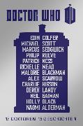 Cover-Bild zu Colfer, Eoin: Doctor Who: 13 Doktoren, 13 Geschichten (eBook)