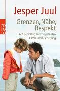 Cover-Bild zu Grenzen, Nähe, Respekt von Juul, Jesper