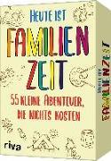 Cover-Bild zu Heute ist Familienzeit von Wiechmann, Daniel
