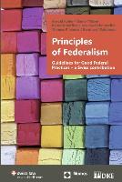 Cover-Bild zu Principles of Federalism von Koller, Arnold