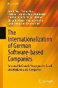 Cover-Bild zu The Internationalization of German Software-based Companies (eBook) von Hess, Thomas