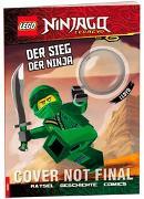 Cover-Bild zu Ameet Verlag: LEGO® NINJAGO® - Der Sieg des grünen Ninja
