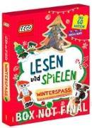 Cover-Bild zu Ameet Verlag: LEGO® - Lesen und Spielen - Winterspaß