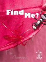 Cover-Bild zu Can You Find Me? Natures Hidden Secrets von Zborowski, Paul