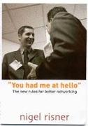 Cover-Bild zu You had me at hello (eBook) von Risner, Nigel