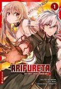 Cover-Bild zu Shirakome, Ryo: Arifureta - Der Kampf zurück in meine Welt 01