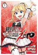 Cover-Bild zu Shirakome, Ryo: Arifureta: From Commonplace to World's Strongest Zero (Manga) Vol. 1