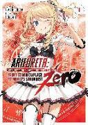 Cover-Bild zu Shirakome, Ryo: Arifureta: From Commonplace to World's Strongest ZERO (Light Novel) Vol. 1