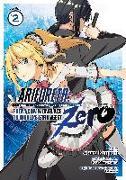 Cover-Bild zu Shirakome, Ryo: Arifureta: From Commonplace to World's Strongest ZERO (Manga) Vol. 2