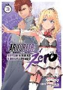 Cover-Bild zu Shirakome, Ryo: Arifureta: From Commonplace to World's Strongest Zero (Manga) Vol. 3
