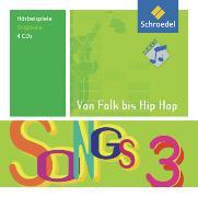 Cover-Bild zu Songs 3. Von Folk bis Hip Hop. Hörbeispiele