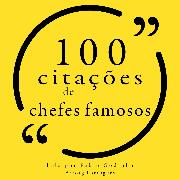 Cover-Bild zu Bonaparte, Napoléon: 100 citações de chefes famosos (Audio Download)