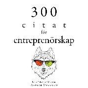 Cover-Bild zu Bonaparte, Napoléon: 300 offerter för entreprenörskap (Audio Download)