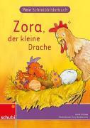 Cover-Bild zu Anton und Zora / Mein Schreibbilderbuch Zora - Druckschrift von Jockweg, Bernd