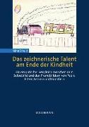 Cover-Bild zu Schulz, Nina: Das zeichnerische Talent am Ende der Kindheit