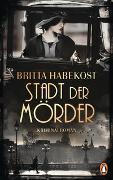 Cover-Bild zu Habekost, Britta: Stadt der Mörder