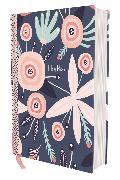 Cover-Bild zu Zondervan,: NIrV, Journal the Word Bible for Girls, Double Column, Hardcover, Comfort Print
