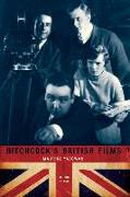 Cover-Bild zu Yacowar, Maurice: Hitchcock's British Films (eBook)
