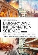 Cover-Bild zu Rubin, Richard E.: Foundations of Library and Information Science (eBook)