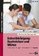 Cover-Bild zu Schreiblehrgang: Buchstaben und Wörter - Sek I von Amberger, Karola