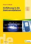 Cover-Bild zu Einführung in die Elektkroinstallation von Häberle, Heinz O.