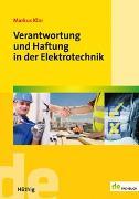 Cover-Bild zu Verantwortung und Haftung in der Elektrotechnik von Klar, Markus