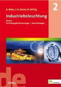 Cover-Bild zu Industriebeleuchtung von Weis, Bruno