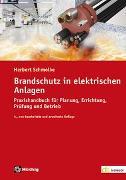 Cover-Bild zu Brandschutz in elektrischen Anlagen von Schmolke, Herbert