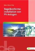 Cover-Bild zu Normgerechte Installation von PV-Anlagen von Fröse, Heinz D