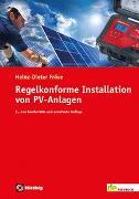 Cover-Bild zu Regelkonforme Installation von PV-Anlagen von Fröse, Heinz-Dieter
