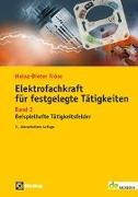 Cover-Bild zu Elektrofachkraft für festgelegte Tätigkeiten von Fröse, Heinz Dieter