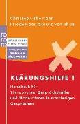 Cover-Bild zu Thomann, Christoph: Bd. 1: Klärungshilfe 1 - Klärungshilfe