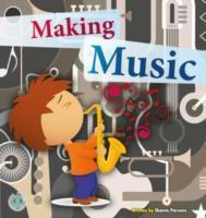 Cover-Bild zu Parsons, Sharon: Making Music