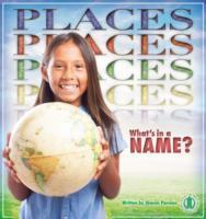 Cover-Bild zu Parsons, Sharon: Places
