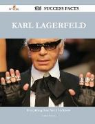 Cover-Bild zu Parsons, Sharon: Karl Lagerfeld 186 Success Facts - Everything You Need to Know about Karl Lagerfeld