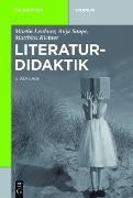 Cover-Bild zu Leubner, Martin: Literaturdidaktik (eBook)